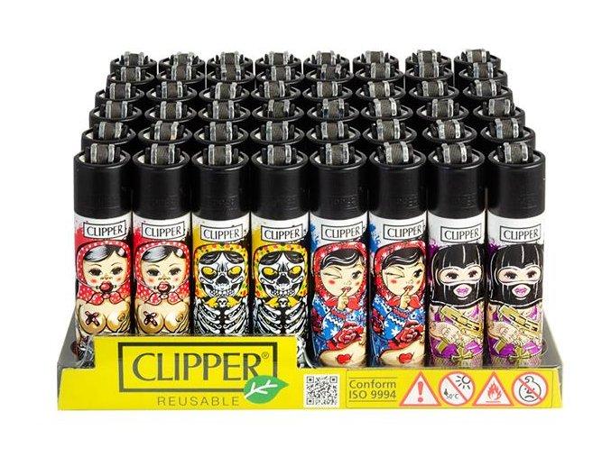 Zapalovač CLIPPER ® CP11RH Matroschkas
