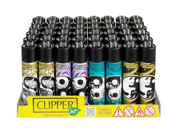 Zapalovač CLIPPER ® CP11RH Ying Yang