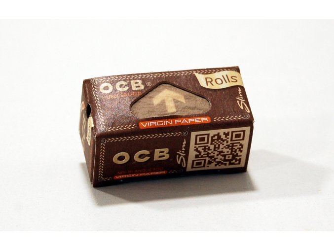OCB Virgin Long Rolls