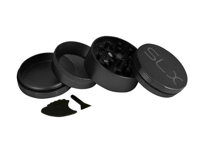 Kovová Non-Stick čtyřdílná drtička SLX V2.5 Ceramic