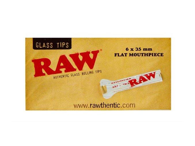 Skleněný filtr RAW Papers Round Slim