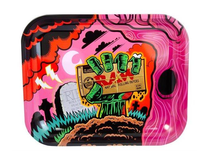 Balící podložka RAW Papers Halloween Zombie XL