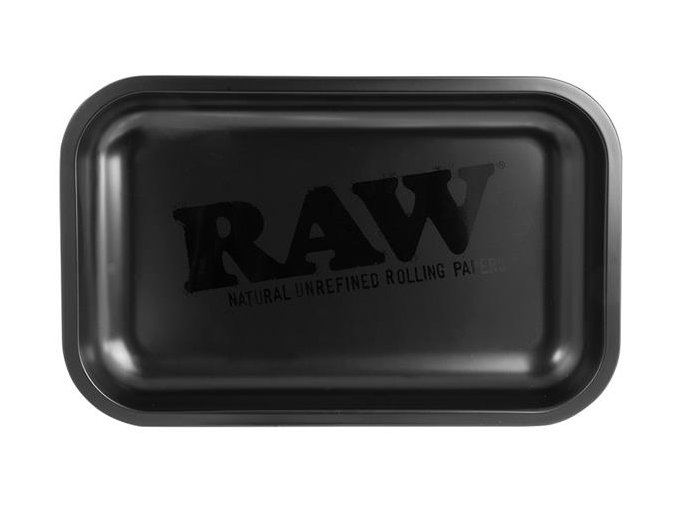 Balící podložka RAW CLASSIC Matte Black Medium
