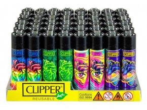Zapalovač CLIPPER ® CP11RH Hearts