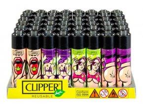 Zapalovač CLIPPER ® CP11RH 420 Girls