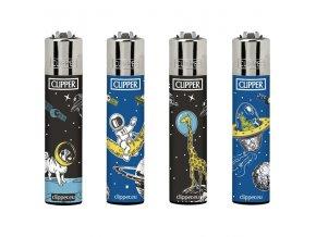 Zapalovač CLIPPER ® CP11RH Lost In Space 2