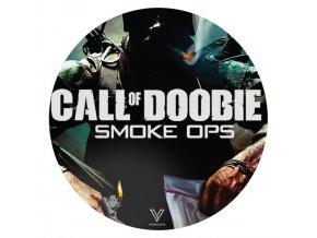 Silikonová podložka SLIKKS Round Call of Doobie