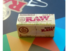 RAW Organic Rolls King Size
