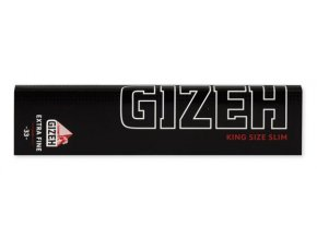 Gizeh Black King Size Extra Fine
