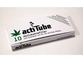 Uhlíkové filtry ActiTube 10