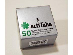 Uhlíkové filtry ActiTube Slim