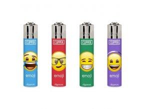 Zapalovač CLIPPER ® CP22RH Emoji