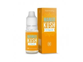 E-Liquid Harmony CBD 30 % Mango Kush
