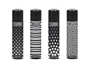 Zapalovač CLIPPER ® CP11RH Mix Pattern