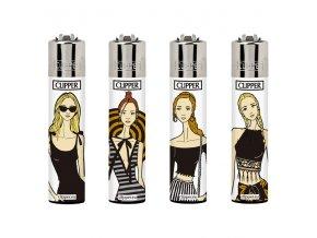 Zapalovač CLIPPER ® CP11RH Summer Girls