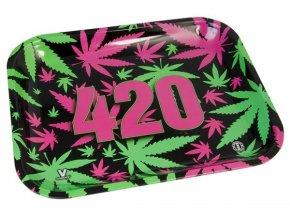 Balící podložka 420 Buds Pink XL