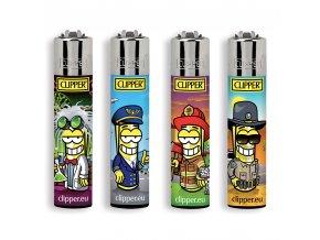 Zapalovač CLIPPER ® CP11RH Clipperman Jobs