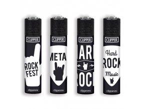 Zapalovač CLIPPER ® CP11RH Rockfest