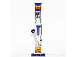 Skleněný bong Grace Glass HAMMER Series Funky 24K Twist