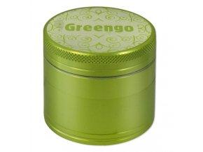 Kovová čtyřdílná drtička Greengo