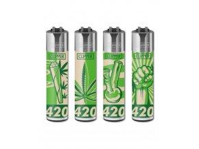 Zapalovač CLIPPER ® CP11RH 420 Edition