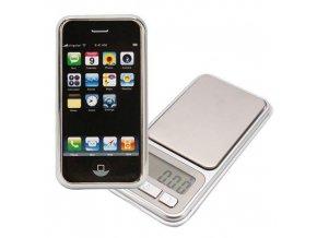 Digitální váha Pocket Scale Iphone 0,01/200 g
