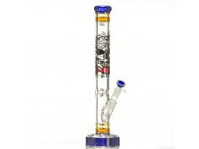 Skleněný bong Grace Glass HAMMER Series Blue Death