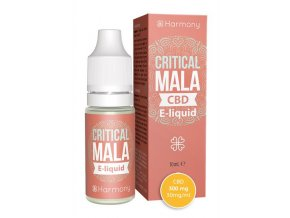 E-Liquid Harmony CBD 100 mg Critical Mala
