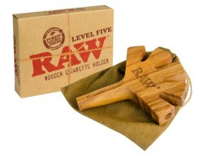 Cigaretový držák Raw Papers Level Five