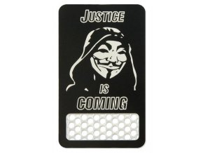 Drtící karta Anonymous
