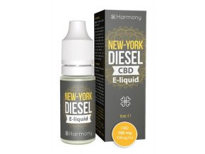 E-Liquid Harmony CBD 300 mg New York Diesel