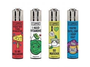 Zapalovač CLIPPER ® CP11RH Funny Love