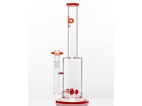 Skleněný bong Grace Glass Limited Series Red Pipe Luxury Set
