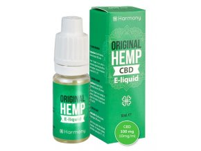 E-Liquid Harmony CBD 30 % Hemp Edition