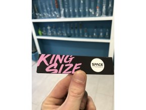 Space Stoners Papers Pink Edition Logo King Size