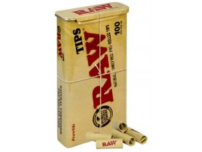 RAW Papers Prerolled FilterTips Doze 100
