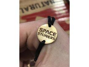 Kovový náramek Space Stoners Astro Logo