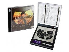 Digitální váha Infyniti CD Wu-Tang Clan Digital 0,01/100 g