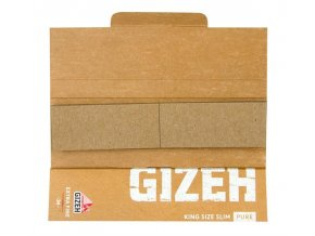 Gizeh Hemp King Size Extra Fine + Tips