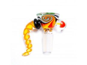 Skleněný kotel Heady Glass Marble Trippy 14,4 mm