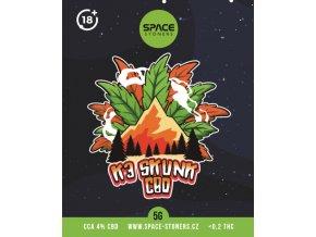 CBD Weed Space Stoners K3 Kush CBD 4 % 5 G