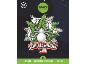 CBD Weed Space Stoners White Widow CBD 6 % 1 G