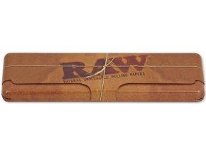 Kovové cigaretové pouzdro RAW King Size
