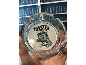Skleněný popelník Space Stoners Toasted