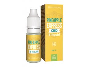 E-Liquid Harmony CBD 100 mg Pineapple Express