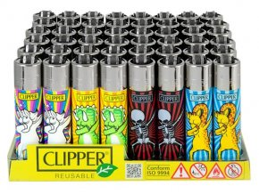 Zapalovač CLIPPER ® CP11RH DAB Animals