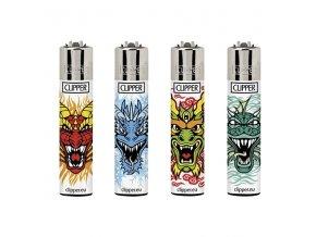 Zapalovač CLIPPER ® CP11RH Drachen