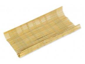 Bambusová balící podložka Raw Papers Sushi Style