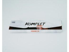 Homies Papers Connoisseur Komplet