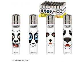 Plynový zapalovač CLIPPER ® Wild Boo